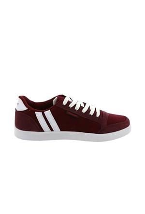 Slazenger Edeline Bordo Günlük Spor Ayakkabı