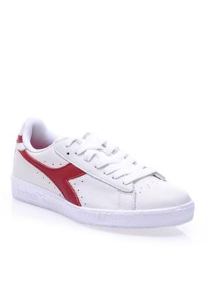Diadora Game Low Waxed Günlük Spor Ayakkabı Beyaz 160821C5147