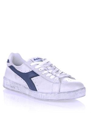 Diadora Game Low Waxed Günlük Spor Ayakkabı Beyaz 160821C5262