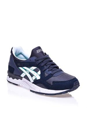 Asics Gel-Lyte-V Günlük Spor Ayakkabı Lacivert H6d2y-5001
