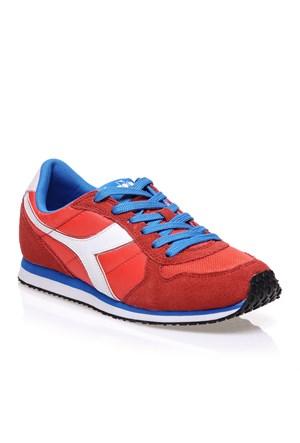 Diadora K-Run Günlük Spor Ayakkabı Kırmızı 15955445032