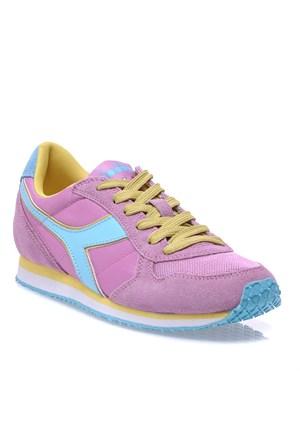 Diadora K-Run Günlük Spor Ayakkabı Mor 15955455035