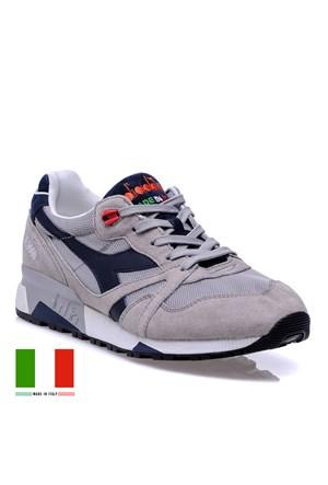 Diadora N9000 Italia Günlük Spor Ayakkabı Gri 170468C6125