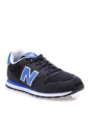 New Balance 500 Günlük Spor Ayakkabı Siyah Gm500ly