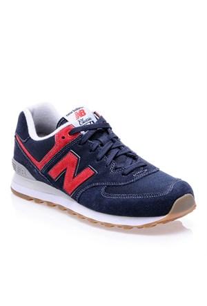 New Balance Classics Günlük Spor Ayakkabı Lacivert Ml574wdh