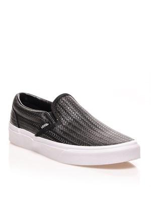 Vans Classic Slip-On Günlük Spor Ayakkabı Siyah V3z4ıds