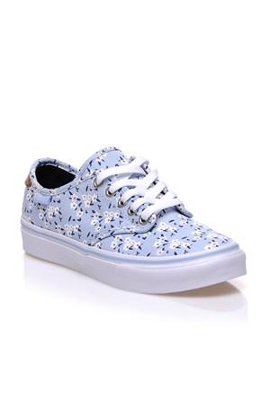 Vans Camden Deluxe Günlük Spor Ayakkabı Mavi V4lb0jo