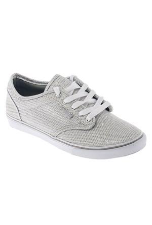 Vans Atwood Low Günlük Spor Ayakkabı Gümüş Vu4ıay4
