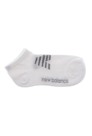 New Balance Socks Çorap Beyaz 3-20-00003-Wt