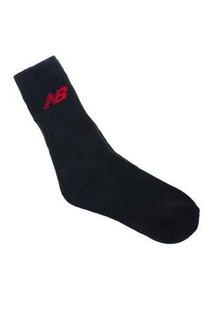 New Balance Socks Çorap Siyah 3-10-00017-Bk