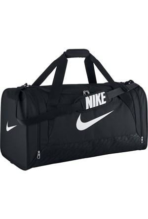 Nike Brasilia 6 Duffel Large Spor Çanta Ba4828-001