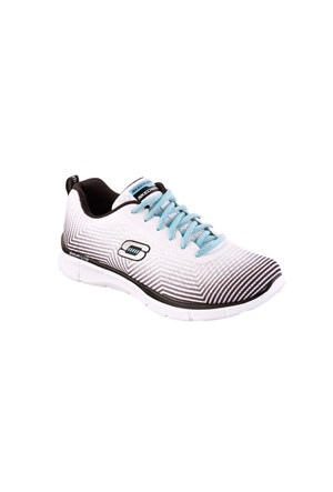 Skechers Bayan Spor Ayakkabı 12034-Wbk