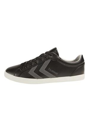 Hummel Deuce Court Sport Unisex Siyah Spor Ayakkabı (63657-2001)