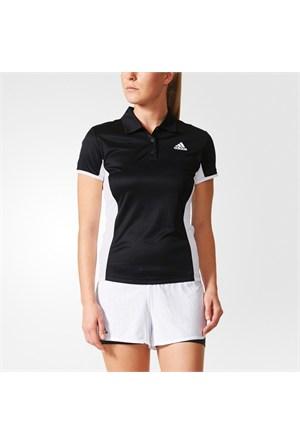 Adidas Aı1145 Court Polo Bayan Polo Yaka Tişört