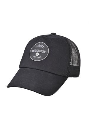Kinetix A5224140 Siyah Unisex Şapka