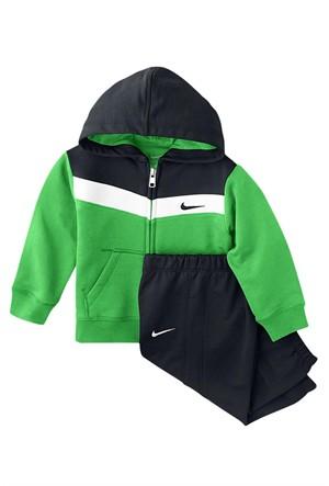 Nike 521929-361 Ya76 Bf Hoody W U İnf Çocuk Eşofman Takimı