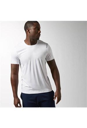 Reebok Aj2903 Wor Prem Tech Top White Erkek T-Shirt