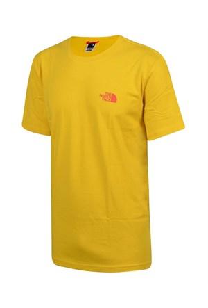 The North Face T0c242efx M S/S Redbox Tee Erkek T-Shirt