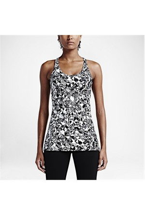 Nike 683273-100 Get Fit Jewels Tank Kadın Atlet