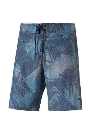 "Puma Graphic 2"" Beach Short Peacoat"