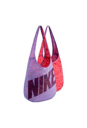 Nike Ba4879-550 Graphic Reversible Tote Kadın Çanta