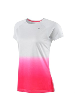 Puma Rebel Run Ss Tee Ss16 Kadın T-Shirt