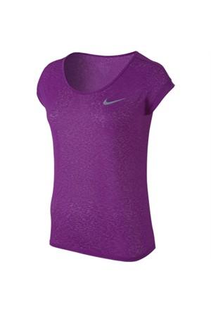 Nike Df Cool Breeze Short Sleeve Kadın Tişört 719870-556