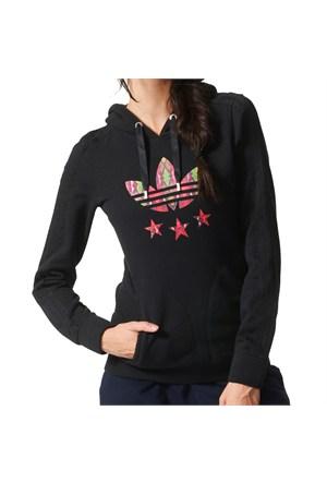 Adidas Aj7636 Slim Hoodie Kadın Sweatshirt Aj7636add