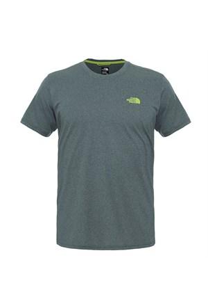 North Face T0ce0p M Ma Grphic Reaxion Amp Crew Erkek T-Shirt T0ce0pesd