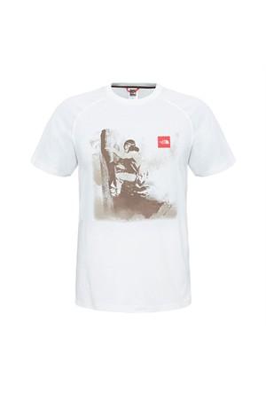 North Face T0cd4a M History Tee Erkek T-Shirt T0cd4afn4