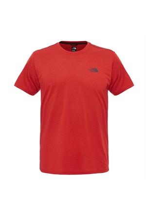 North Face T0ce0q M Reaxion Amp Crew Erkek T-Shirt T0ce0qelc