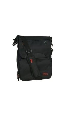 Pug All In Postacı Laptop Çantası Siyah (0036-1)