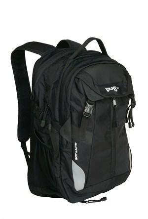 Pug Altıtude Sırt Çantası Laptop Bölmeli Siyah (0057-1)