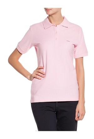 Sportive Polo Pıke Bayan T-Shirt (100856-00P)