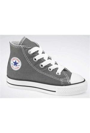 Converse 7J793 Chuck-Taylor-As-Specialty Charcoal HI Çocuk Spor Ayakkabı
