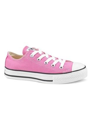 Converse 3J238 Chuck-Taylor-As-Core Pink Ox Çocuk Spor Ayakkabı