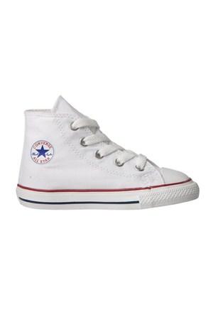 Converse 7J253 Chuck-Taylor-As-Core Optical-White HI Çocuk Spor Ayakkabı