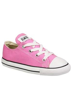 Converse 7J238 Chuck-Taylor-As-Core Pink Ox Çocuk Spor Ayakkabı