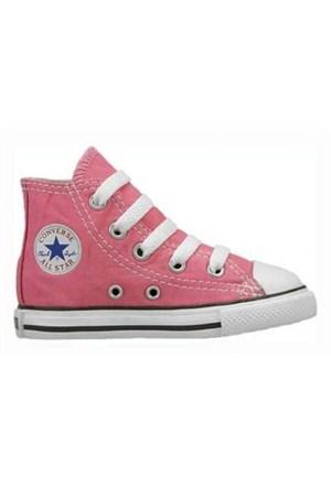 Converse 7J234 Chuck-Taylor-As-Core Pink HI Çocuk Spor Ayakkabı