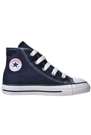 Converse 7J233 Chucktaylor As Core Navy HI Çocuk Spor Ayakkabı