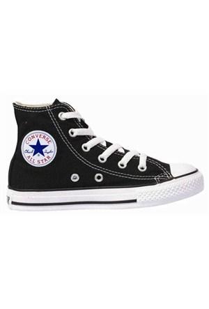 Converse 7J231 Chuck-Taylor-As-Core Black HI Çocuk Spor Ayakkabı