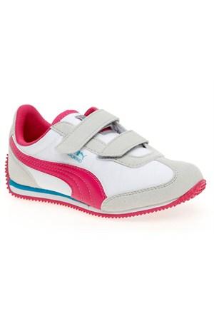 Puma Whirlwind V Kids Çocuk Spor Ayakkabı (28-35 numara)