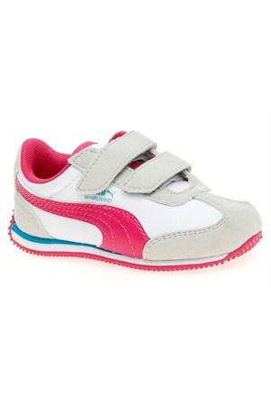 Puma Whirlwind V Kids Çocuk Spor Ayakkabı (21-27 numara)