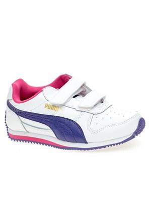 Puma Fieldsprint L V Kids Çocuk Spor Ayakkabı 28-35
