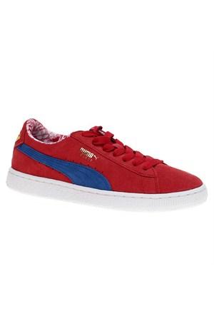 Puma Suede Superman Kadın Spor Ayakkabı 357653021
