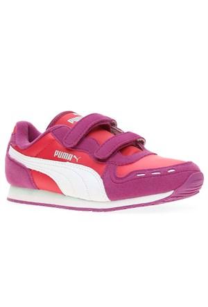 Puma Cabana Racer Sl V Çocuk Spor Ayakkabı 351980321 (28-35)