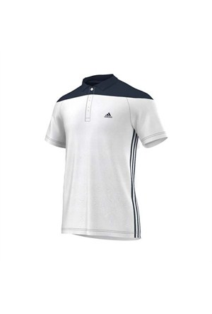 Adidas Erkek Base 3S Polo T-Shirt S21965