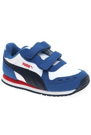 Puma Cabana Racer Sl V Çocuk Spor Ayakkabı 35198030