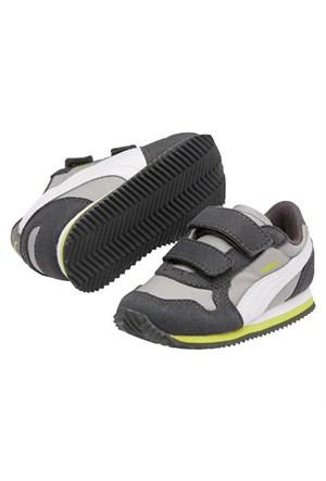 Puma 356438-061 Street Runner Çocuk Ayakkabısı
