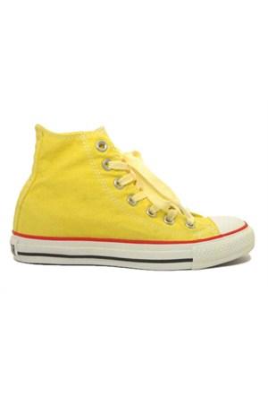 Converse Garment Hi Limon Sari 108381 Spor Günlük Ayakkabı